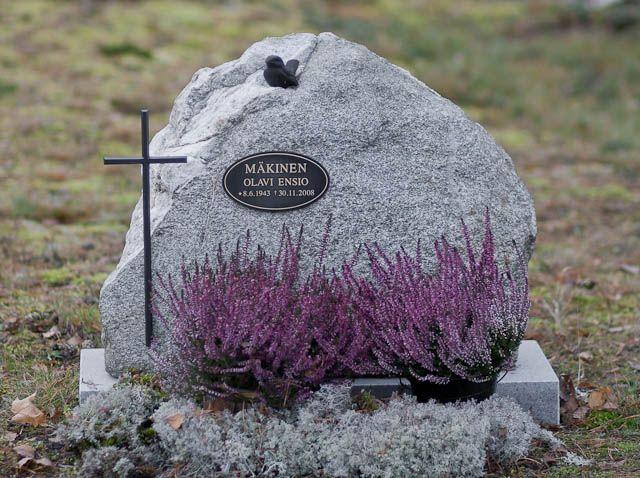 hautakivet ja muistokivet tampere